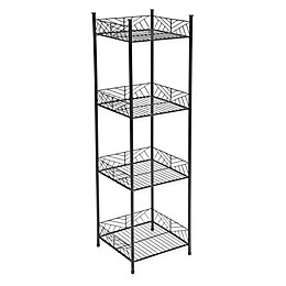 SALT™ Geo Wire 4-Tier Tower