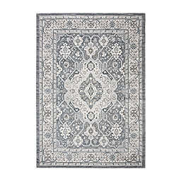 Safavieh Isabella Corrine 8' x 10' Area Rug in Grey/Cream