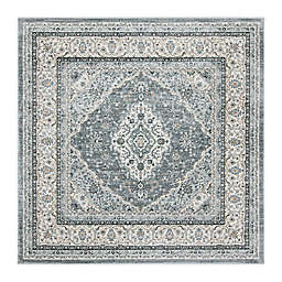 Safavieh Isabella 6'7 x 6'7 Area Rug in Grey