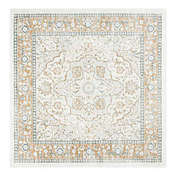 Safavieh Isabella Gabby 6'7 x 6'7 Area Rug in Cream