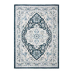 Safavieh Isabella Gabby  8' x 10' Area Rug in Navy