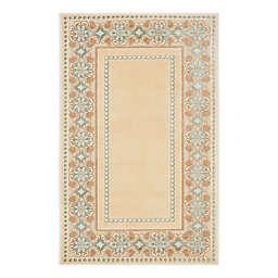 Safavieh Martha Stewart Taj Mahal 2'7 x 4' Accent Rug in Creme