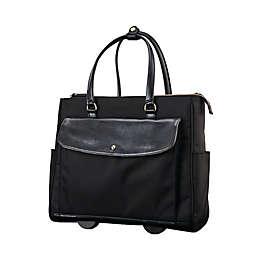 Samsonite® Mobile Solution Wheeled Carryall Tote in Black