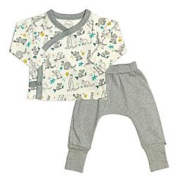 Finn by Finn + Emma® Outback Organic Cotton Kimono and Pant Set