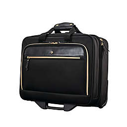 Samsonite® Mobile Solution Wheeled Mobile Office in Black