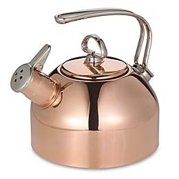 Chantal® 1.8-Quart Copper Tea Kettle