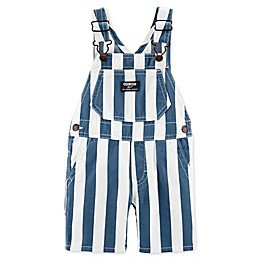 OshKosh B'gosh® Striped Shortall