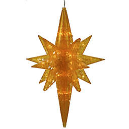 Vickerman 20-Inch LED Light Bethlehem Star