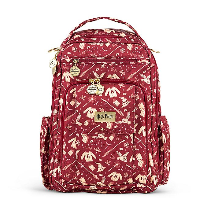 Alternate image 1 for Ju-Ju-Be® Be Right Back Harry Potter™ Hogwarts Essentials Backpack in Red