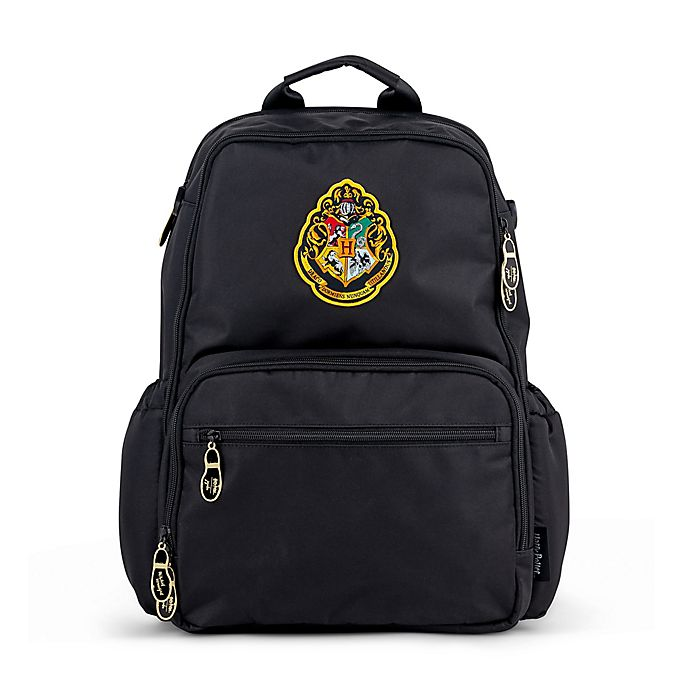 Alternate image 1 for Ju-Ju-Be® Be Zealous Harry Potter™ Mischief Managed Diaper Backpack in Black