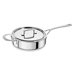 Zwilling J.A. Henckels Sensation 3 qt. Stainless Steel Covered Sauté Pan