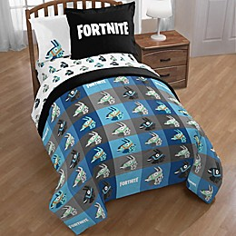 Fortnite Twin/Full Comforter Set