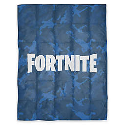 Fortnite Reversible Weighted Blanket