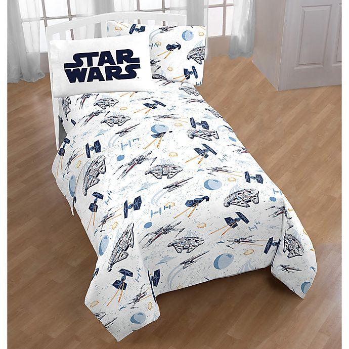 Alternate image 1 for Star Wars™ Classic Sheet Set