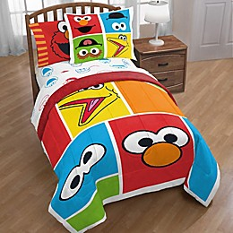 Sesame Street® Twin/Full Comforter Set