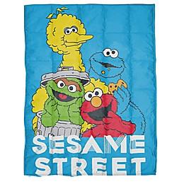 Sesame Street® Reversible Weighted Blanket