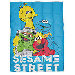 Sesame Street® Reversible Weighted Blanket