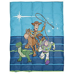 Toy Story 4 Reversible 36-Inch x 48-Inch Weighted Blanket