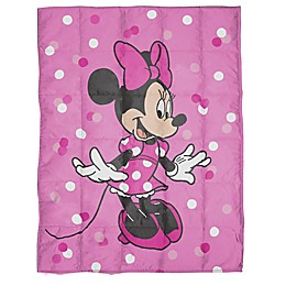Disney® Minnie Mouse Reversible Weighted Blanket