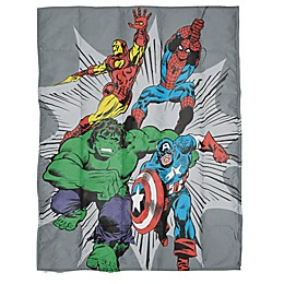 Marvel® Comics Reversible Weighted Blanket
