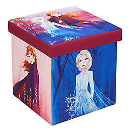 "15"" Licensed Folding Ottoman- Frozen II"