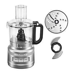 KitchenAid® 7-Cup Food Processor in Silver