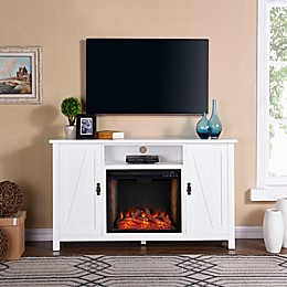 Southern Enterprises© Adderley Media Center Electric Fireplace Collection