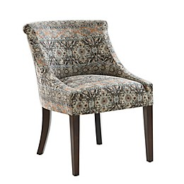 Madison Park Caitlyn Accent Chair in Brown