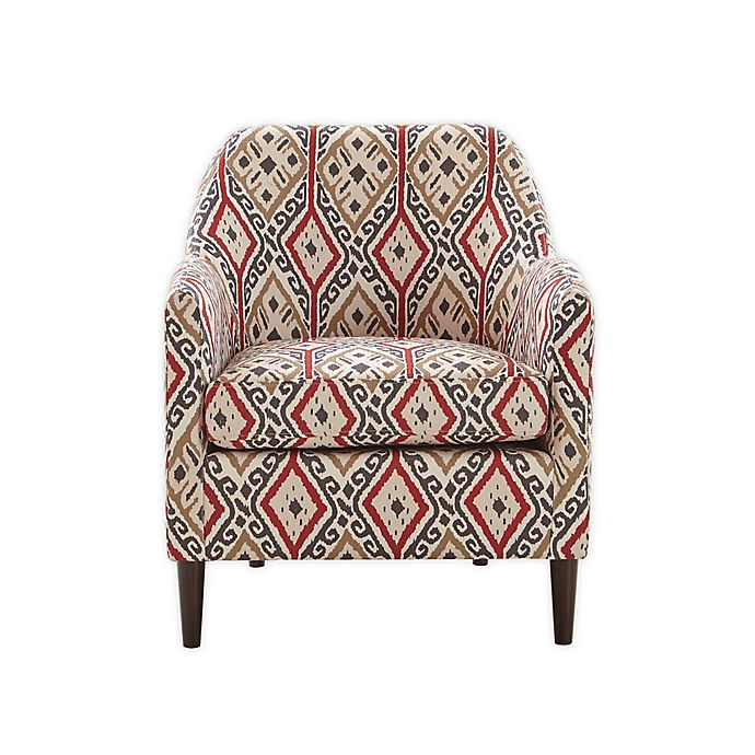 Alternate image 1 for Madison Park Laurel Accent Chair in Brown