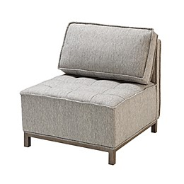 INK+IVY Grant Modular Lounge Chair in Grey