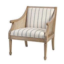 Martha Stewart Isla Accent Armchair in Beige