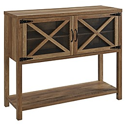 Forest Gate™ Wheatland 44-Inch Console Table