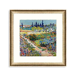 "Vincent van Gogh ""Impressions of My Garden"