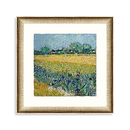 "Vincent van Gogh ""Impressions of My Garden 2"