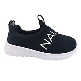 Nautica® Neoprene Slip-on Sneaker in Navy