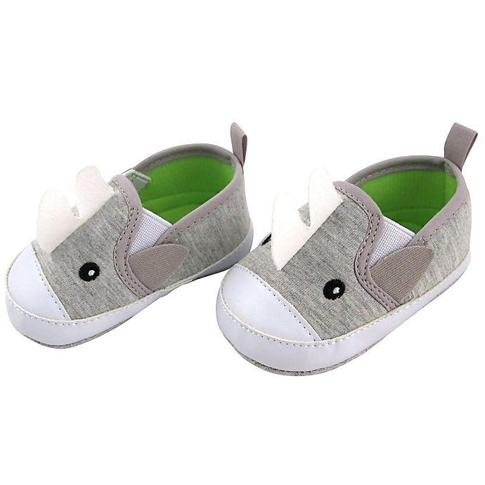Alternate image 1 for Rising Star™ Shark Sneaker in Grey