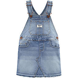 OshKosh B'gosh® Denim Skirtall in Sky Blue Wash