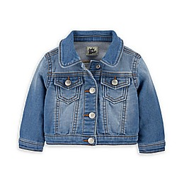 OshKosh B'gosh® Knit Denim Collar Jacket