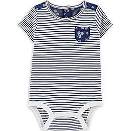 carter's® Striped & Daisies Bodysuit