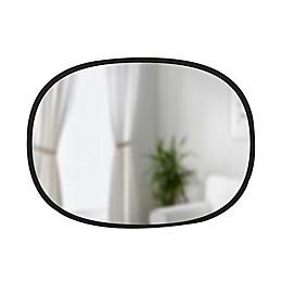 Umbra® Hub 18-Inch x 24-Inch Oval Mirror
