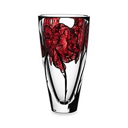 Kosta Boda 10-Inch Tattoo Vase