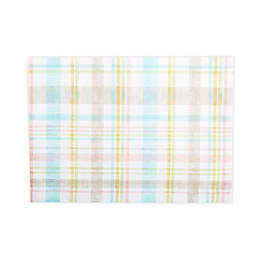 Spring Medley Plaid Placemats (Set of 4)