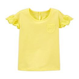 OshKosh B'gosh® Eyelet Jersey Shirt