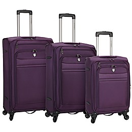 Travelers Club Leningrad Alma Nested Spinner Luggage Collection