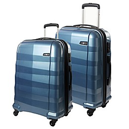 ful® Radiant Hardside Spinner Checked Luggage
