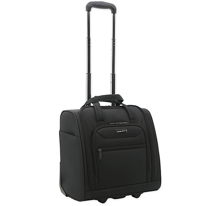 Alternate image 1 for Latitude 40°N® Ascent 2.0 16-Inch Underseat Luggage