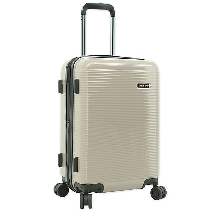 Alternate image 1 for Latitude 40°N® Ascent 2.0 20-Inch Hardside Spinner Carry On Luggage in Taupe