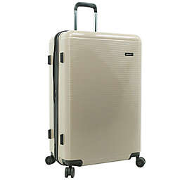 Latitude 40°N® Ascent 2.0 28-Inch Hardside Spinner Checked Luggage in Taupe