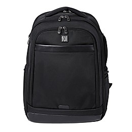 ful® Agent 17.5-Inch Business Backpack in Black