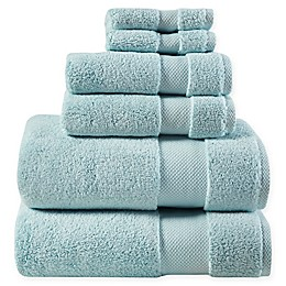 Madison Park Signature 6-Piece Splendor Bath Towel Set